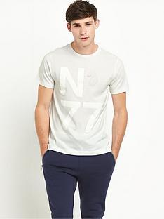 luke-flame-print-mens-t-shirt