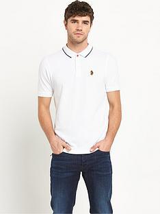 luke-melvin-high-definition-lion-mens-polo-shirt