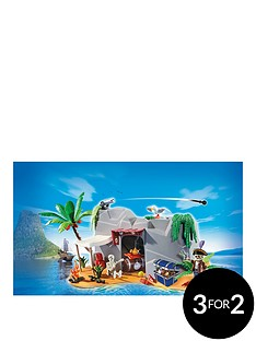 playmobil-playmobil-super-4-4797-pirate-cave