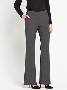 v-by-very-mix-amp-match-petite-textured-spot-bootcutnbsptrouser