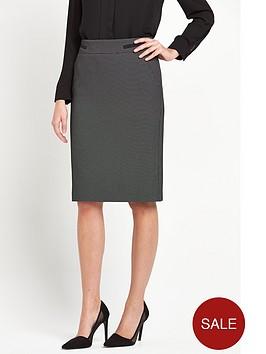 v-by-very-textured-spot-mix-amp-match-skirt