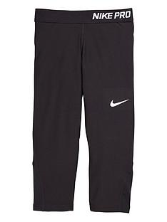 nike-nike-older-girls-pro-cool-capri-tight