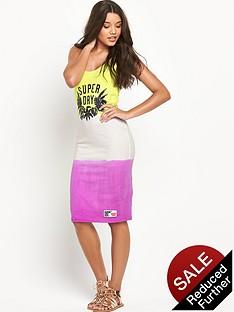 superdry-superdry-miami-beach-tropical-midi-dress