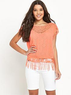 superdry-lacy-schiffli-cape-top