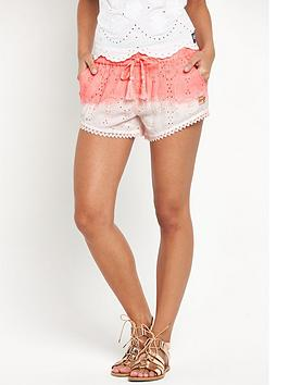 superdry-schiffli-beach-short