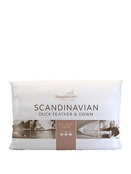 snuggledown-of-norway-scandinavian-duck-feather-and-down-pillow-pair