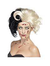 Evil Madame Deluxe Wig