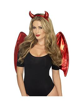 fever-devil-kit-with-wings-and-horns