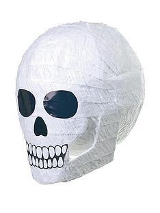 skull-pinata