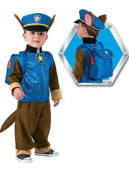 Paw Patrol Paw Patrol Chase - Child'S Costume Picture