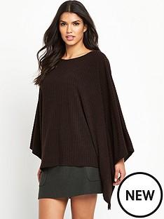 ax-paris-oversized-rib-knit-jumper