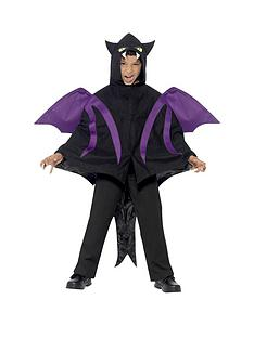 hooded-creature-cape-with-attached-wings-and-tail