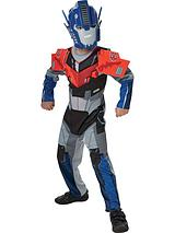 Transformers Optimus Prime Deluxe - Child Costume