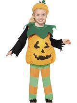 Little Pumpkin Toddler Halloween Costume