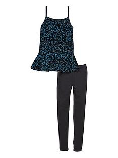 freespirit-girls-velour-peplum-top-and-leggings-set-2-piece