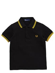 fred-perry-boys-twin-tipped-shirt