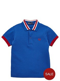 fred-perry-boys-stripe-collar-polo-shirt