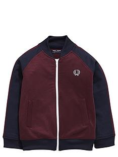 fred-perry-boys-zip-through-jacket