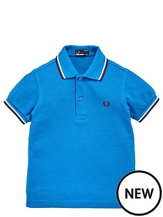 fred-perry-ss-tipped-polo-atlantic-marl