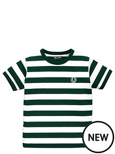 fred-perry-stripe-tee