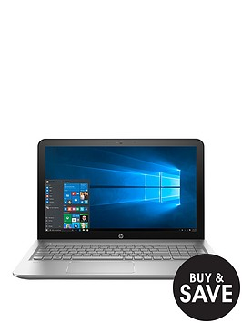 hp-envy-15-ae105na-intelreg-coretrade-i7-processor-12gb-ram-2tb-hard-drive-156-inch-laptop-with-nvidia-geforce-940m-2gb-and-optional-microsoft-office-365-silverblack