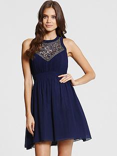 little-mistress-sequin-embellished-tunic-dress