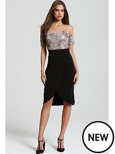 little-mistress-little-mistress-embellished-bardot-dress
