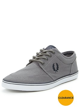 fred-perry-stratford-canvas-mens-plimsolls