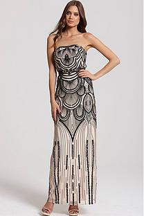 little-mistress-heavily-embellished-bandeau-maxi-dress