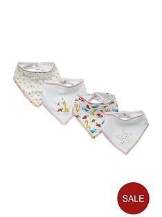 ladybird-baby-unisex-bandananbspbibs-4-pack
