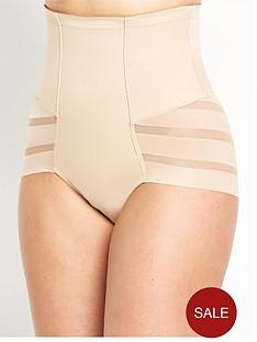 intimates-control-stripe-mesh-no-vpl-waist-nippernbsp