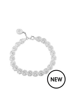 keepsafe-keepsafe-sterling-silver-fancy-bracelet-with-personalised-clip-charm