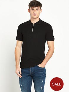 river-island-ruff-polo-shirt