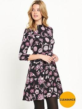 v-by-very-printed-skater-dress