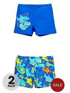 speedo-speedo-toddler-boys-pk-2-swim-shorts