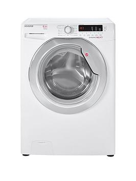 hoover-dynamic-next-classic-wdxcc4851nbsp8kgnbspwashnbsp5kgnbspdry-1400-spin-washer-dryer-next-day-delivery-white