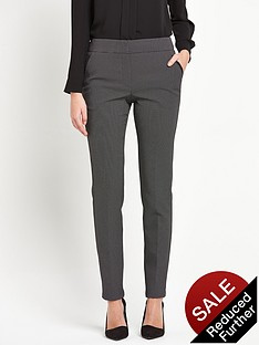 v-by-very-mix-amp-match-petite-textured-spot-slim-leg-trouser