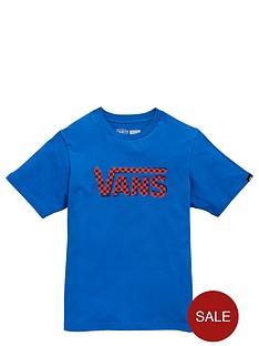 vans-vans-older-boys-checker-classic-tee