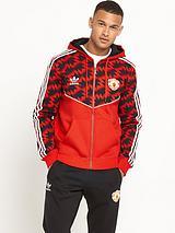 adidas originals Manchester United Full Zip Hoody