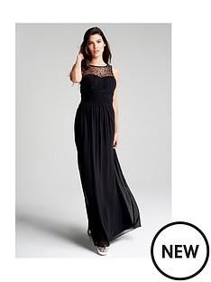 little-mistress-embellished-neck-maxi-dress