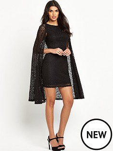 lavish-alice-lace-cape-mini-dress