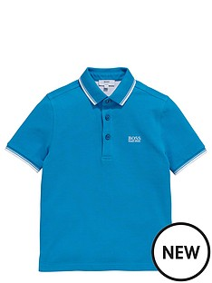 boss-ss-classic-tipped-polo