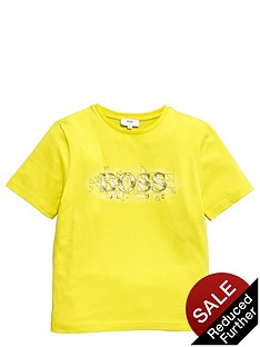 boss-boys-graphic-logo-tee