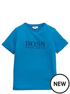 boss-slim-fit-logo-tee
