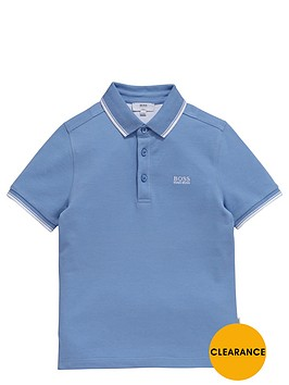 boss-boys-short-sleeve-classic-slim-fit-tipped-polo