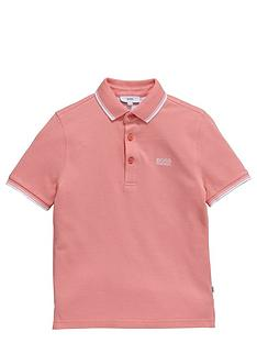 boss-boys-classic-tipped-polo-shirt