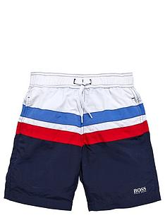 boss-boys-colour-block-swim-shorts
