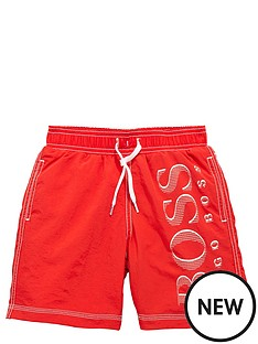 boss-boys-logo-swim-shorts