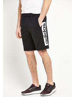 adidas-linear-logonbspsweat-shorts