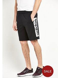 adidas-linear-logonbspsweat-shorts